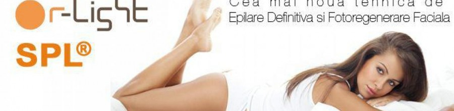 Epilare definitiva SPL Or-light
